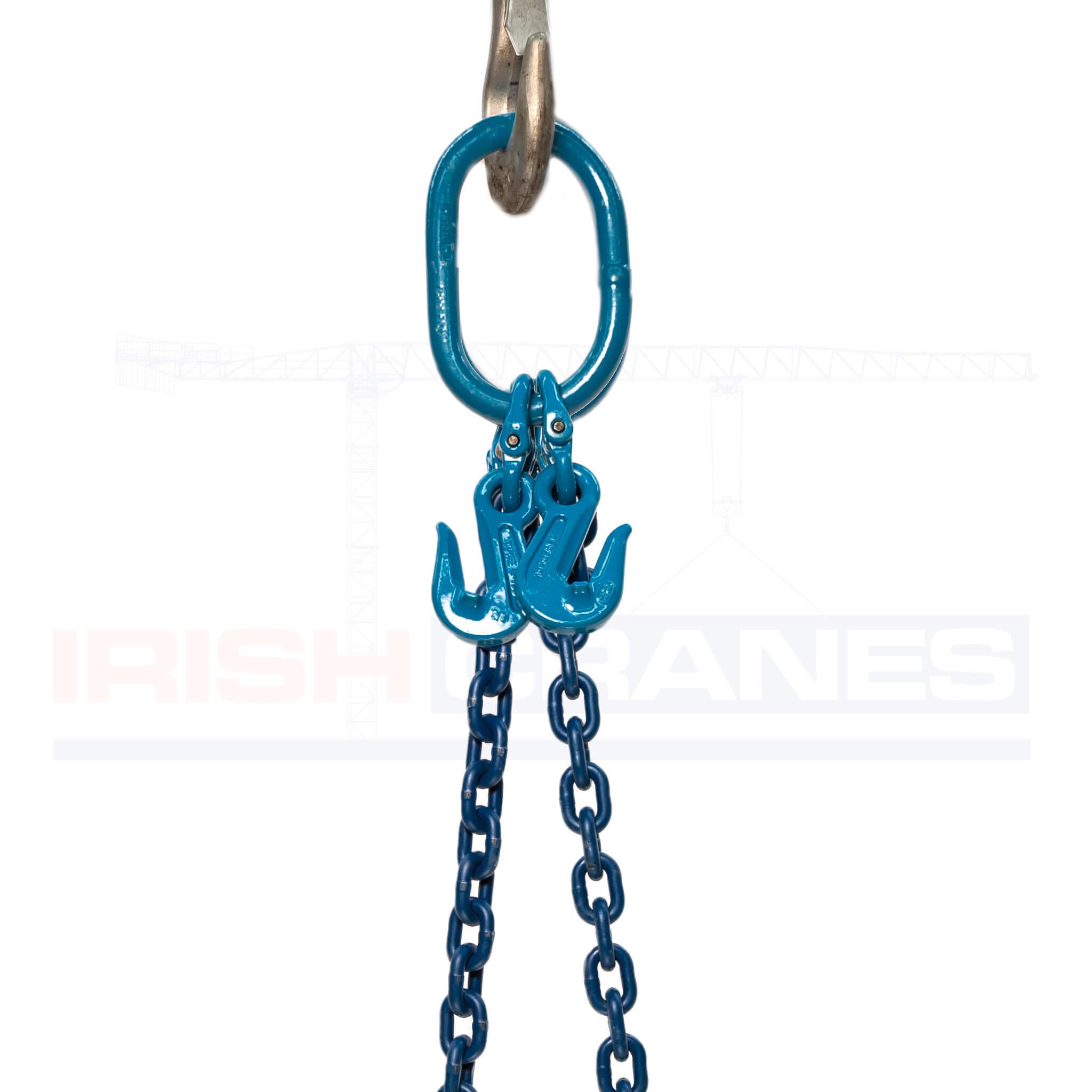 2 Leg Chain – Lifting Chain Sling Shortener