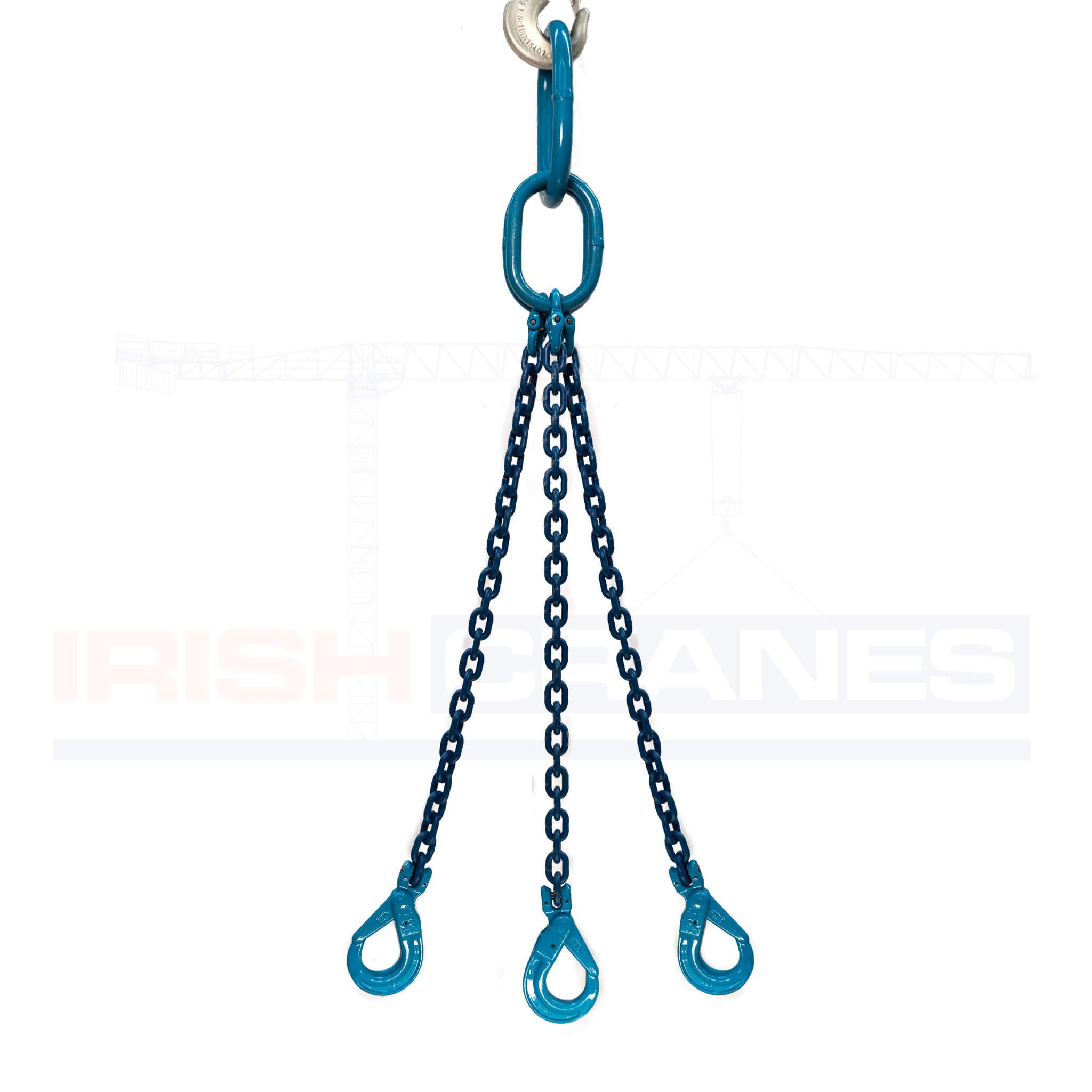 3 Leg Chain – Lifting Chain Sling