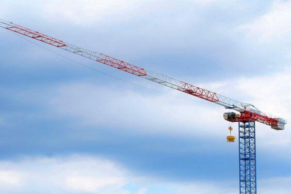 Raimondi MRT223 topless tower crane