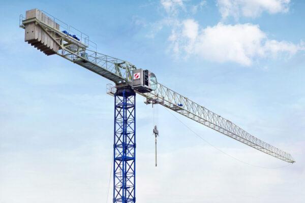Raimondi MRT234 topless tower crane