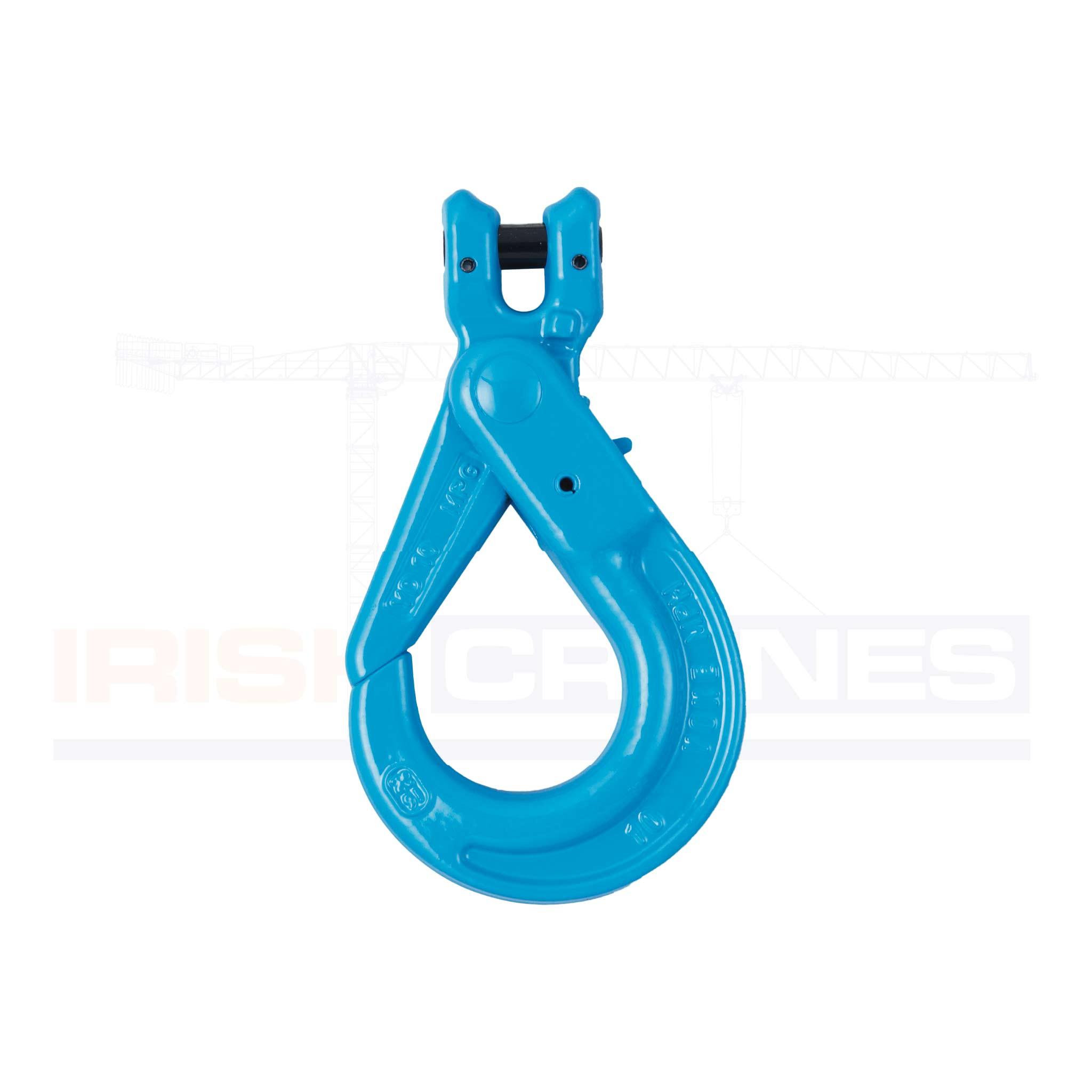 Clevis Self Locking Hooks